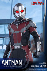 hot toys civil war ant-man figure