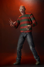 neca freddy krueger quarter scale figure