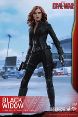 hot toys civil war black widow figure