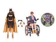 batgirl oracle action figures