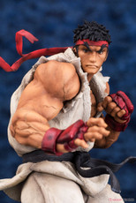 street fighter 3rd strike ryu statue