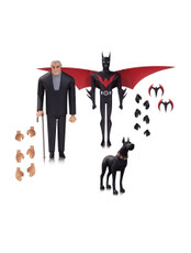 batman beyond action figure 3 pack