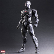 play arts iron man color