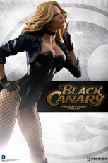 black canary premium format figure