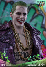 hot toys suicide squad joker figure