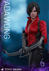 hot toys resident evil 6 ada wong 1/6 scale figure