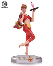 DC Bombshells The Flash Jessie Quick Statue