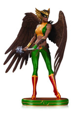 DC Cover Girls Hawkgirl Statue