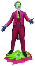 Batman 1966 Premier Collection Joker Statue