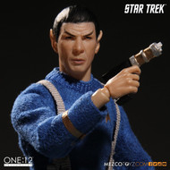 mezco spock from the cage action figure