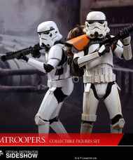 hot toys rogue one stormtroopers set
