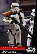 hot toys rogue one stormtrooper jedha patrol 1:6 scale figure