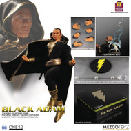 One 12 Collective DC Previews Exclusive Black Adam Action Figure