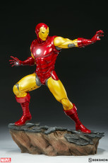sideshow collectibles iron man statue