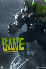 sideshow collectibles bane premium format figure