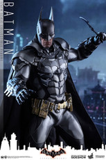 hot toys arkham knight batman 1/6 scale figure