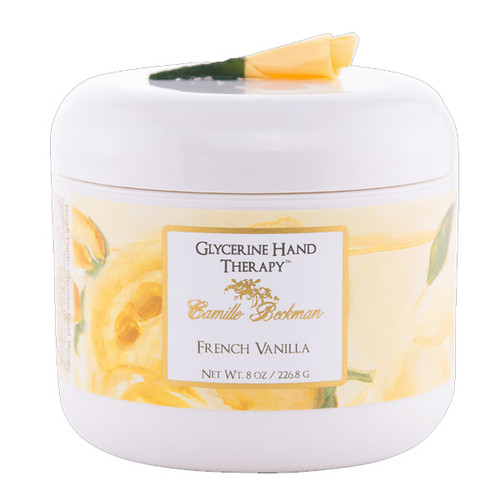 CAMILLE BECKMAN GLYCERIN HAND THERAPY-FRENCH VANILLA