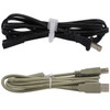 Brother PE540D Disney Embroidery Only Machine power cords