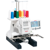 Janome MB-4S Four Needle Refurbished Embroidery Machine