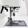 Janome Memory Craft 6300P Sewing Machine Foot and Plate