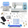 Janome Horizon Memory Craft 8900QCP Special Edition Sewing and Quilting Machine with New Exclusive Bonus Bundle