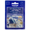 """Brother SA185 1/4"""" Foot with Guide"""