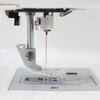 Janome 8050 Computerized Sewing Machine (Refurbished) - Side Presser Foot View