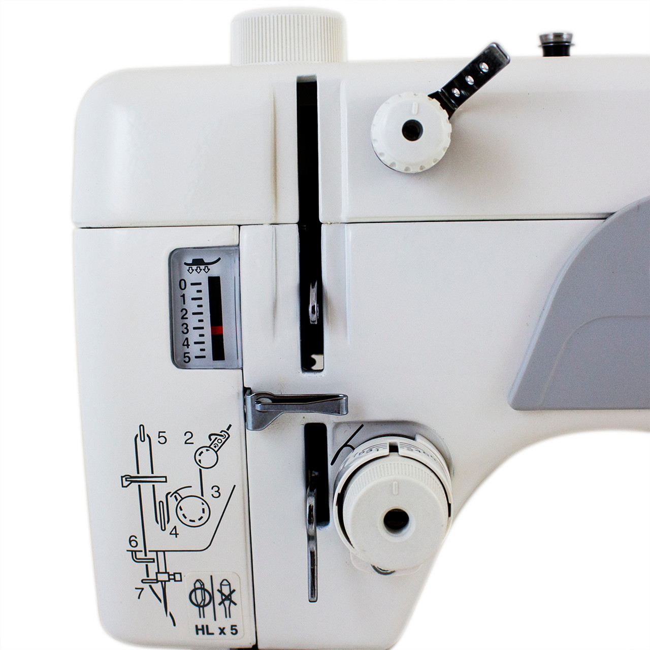 Janome 1600P-QC High Speed Refurbished Sewing & Quilting Machine ...