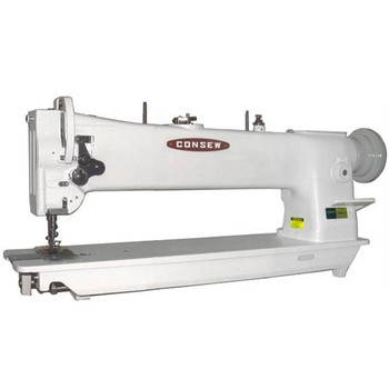 Consew Model 206RBL-18 Flat Bed Sewing Machine