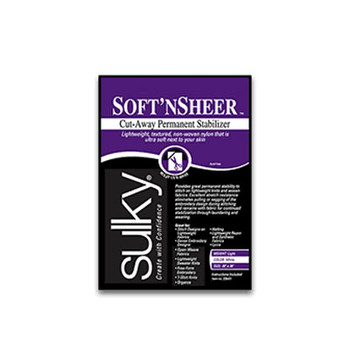 Sulky Soft 'n Sheer Stabilizer