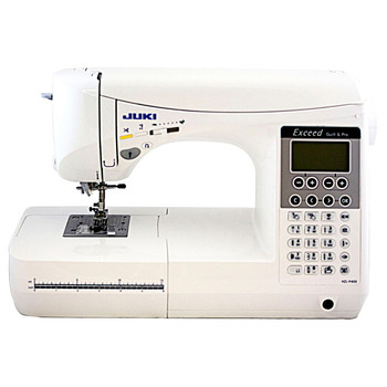 Juki Exceed HZL-F400 Show Model Quilt Pro Computerized Sewing Machine