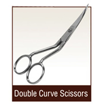 Hemingworth Double Curve Scissors
