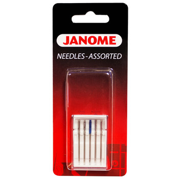 Janome Needle Set Assorted Sizes