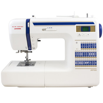 Janome JW7630 Refurbished Sewing Machine