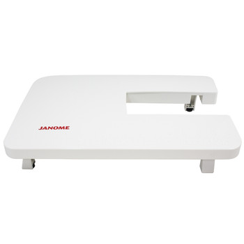 "Janome 16"" x 11"" Extension Table Fits 4120QDC, JNH2030DC, DC1050, Hello Kitty 18750, 3160QC, JNH1860, HF8050"