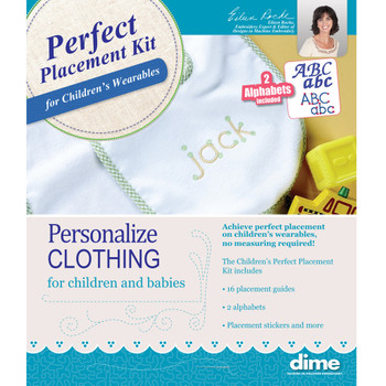 Children's Perfect Placement Kit