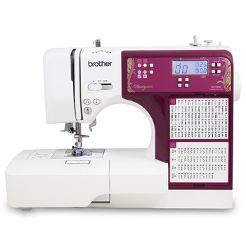 Brother Designio DZ3400 Computerized Sewing & Quilting Machine