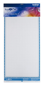 "Brother Scan and Cut 12"" x 24"" Low Tack Adhesive Mat"