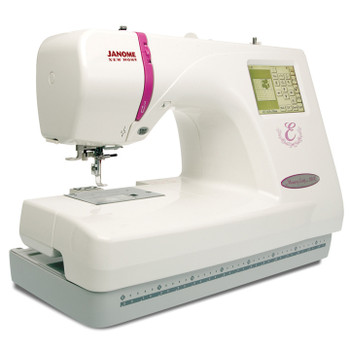 Janome Memory Craft 350E Embroidery Machine Refurbished