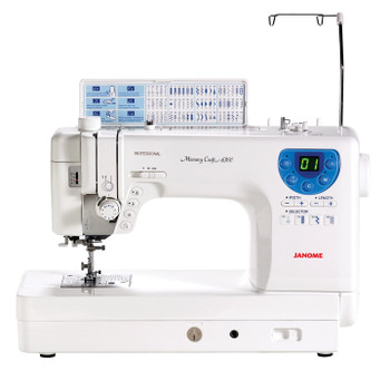 Janome Memory Craft 6300P Sewing Machine