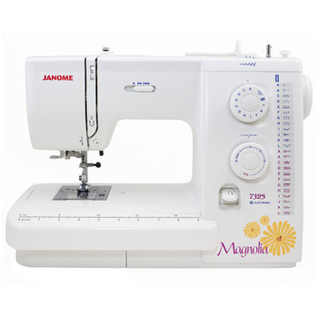 Janome Magnolia 7325 Refurbished Sewing Machine