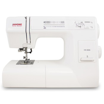 Janome HD3000 Refurbished Sewing Machine