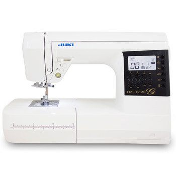 Juki HZL-G120 Computerized Sewing and Quilting Show Model Machine