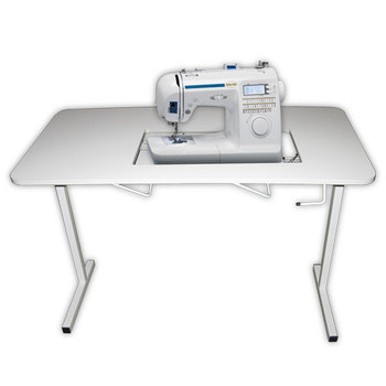 Sullivans Portable Folding Sewing Table Model 12889