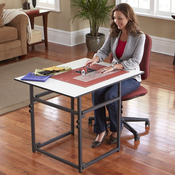 Sullivans Adjustable Add-A-Table Model 39271