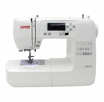 Janome New Home 2030DC Sewing Machine - Refurbished