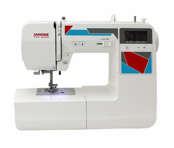 Janome MOD-100 Computerized Sewing Machine – Refurbished