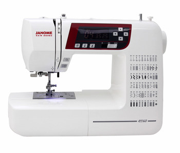 Janome 49360 Computerized Sewing Machine – Refurbished