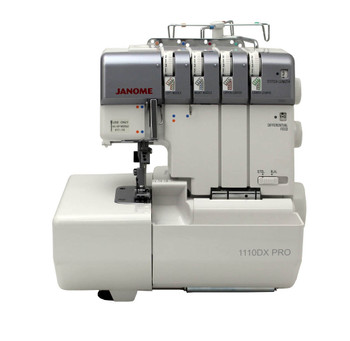 Janome 1110DX Pro My Lock Serger - Refurbished