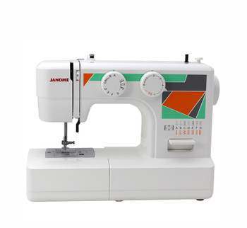 Janome MOD-15 Sewing Machine - Front View